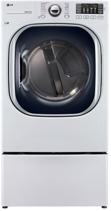 LG 744737 Washer and Dryer Combos