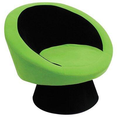 LumiSource CHRSAUCEBKGN  Accent Chair