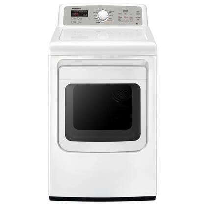 Samsung Appliance DV5451AGW Gas Dryer