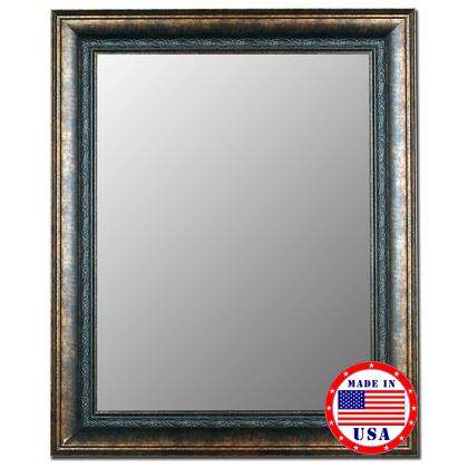 Hitchcock Butterfield 33040x Cameo XxX Mirror in Milano Bronzed Black
