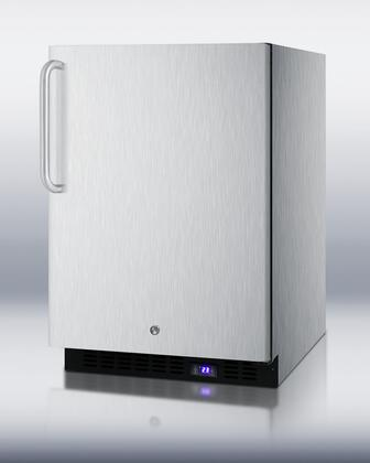Summit SCFF51OSCSS Freestanding All Freezer
