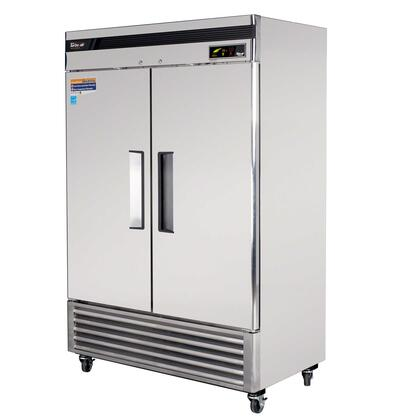 Turbo Air TSF49SD 49 cu. ft. Solid Door Commercial Reach In Freezer