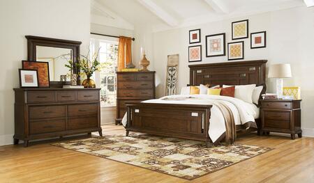 Broyhill 4364CKPANELNDM Estes Park California King Bedroom S