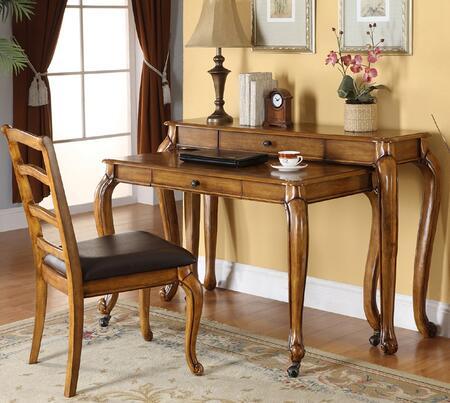 Legends Furniture ZKL6030 Lafayette Series Corner  Wood Desk