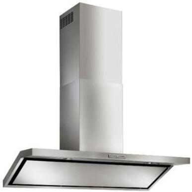 Best WC46 Circeo Wall Mount Chimney Hood with Heat Sentry, Perimeter Aspiration, Mesh Grease Filters, and 2 LED Lights: Stainless Steel