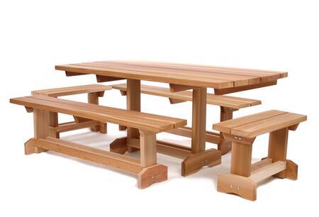 "All Things Cedar MT70U5 69"" Traditional"