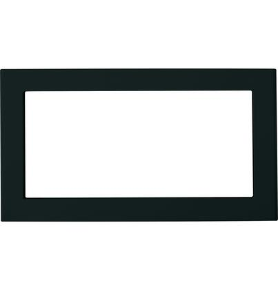 """GE JX830 30"""" Deluxe Built-In Trim Kit for 1.0 cu. ft. Microwave Ovens, in"""