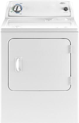 Whirlpool WGD4890XQ  Gas Dryer, in White