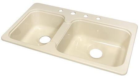 Lyons DKS02C435 Kitchen Sink