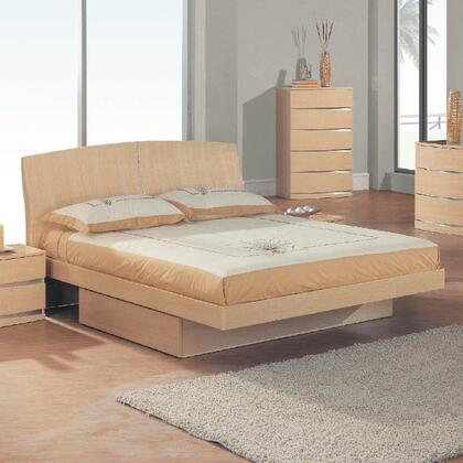 Global Furniture USA AriaFullBed Aria Contemporary Full Size Bed