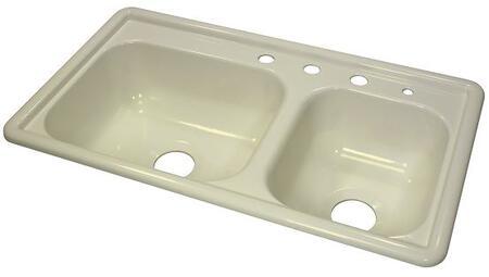 Lyons DKS09R35 Kitchen Sink