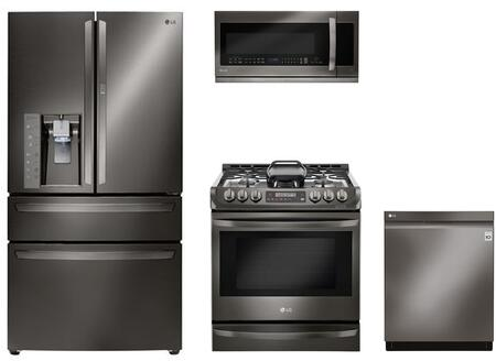 Lg 864598 Kitchen Appliance Packages Bundles Appliances Connection