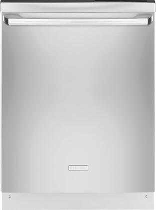 """Electrolux EIDW6105GS Fully Integrated 6 24""""Yes Built-in Dishwasher 