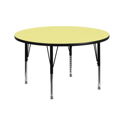 Flash Furniture XUA42RNDYELTPGG