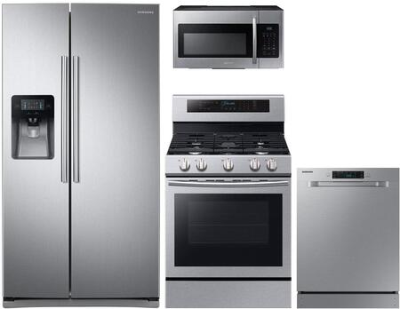 Samsung 484607 kitchen appliance packages appliances for Kitchen appliance services