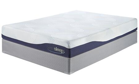 Sierra Sleep M97221M81X22 9 Inch Gel Memory Foam Full Mattre
