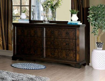 Furniture of America CM7839D Minerva Series  Dresser