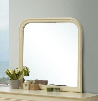 Glory Furniture G3175M  Square Both Dresser Mirror