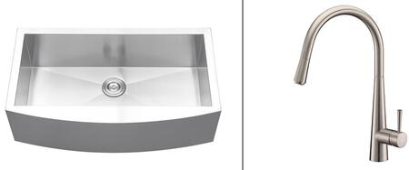 Ruvati RVC2453 Kitchen Sink