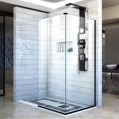 DreamLine Linea Shower Enclosure RS54 2PanelCorner 09