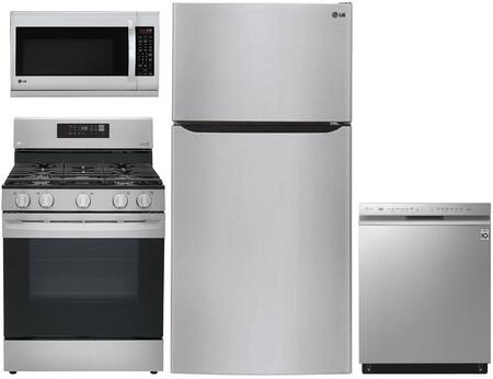 LG 729293 Kitchen Appliance Packages