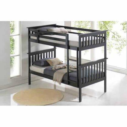 Yuan Tai AV2390T Avalon Series  Twin Size Bunk Bed