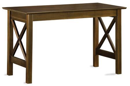 Atlantic Furniture LEXINGTONWOT Lexington Collection Work Table: