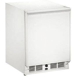 U-Line 29RWH15 ADA Series Compact Refrigerator with 3.5 cu. ft. Capacity in White