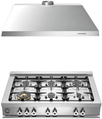 Bertazzoni 708089 Kitchen Appliance Packages