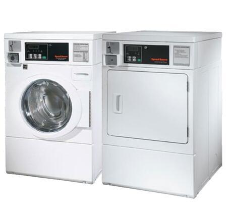 Speed Queen SFNBCFPAIR2 Washer and Dryer Combos