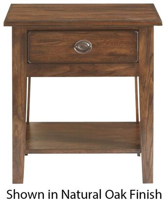 Broyhill 439992 Attic Heirlooms Series Rectangular Wood Night Stand