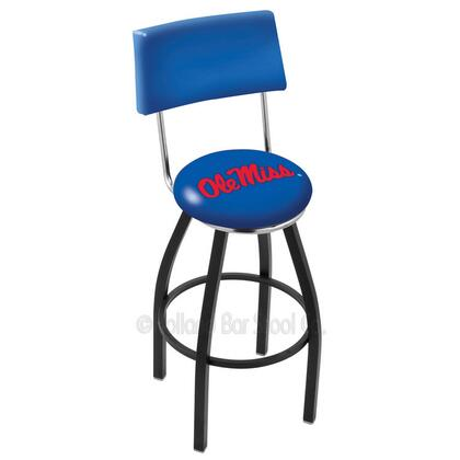 Holland Bar Stool L8B430MSSPPU Residential Vinyl Upholstered Bar Stool