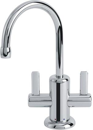 Franke LB112 Logik Series Hot and Cold Water Faucet with Single Lever in