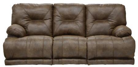 Catnapper 43845122829302829 Voyager Series  Faux Leather Sofa
