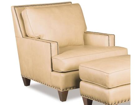 Hooker Furniture SS336-01-0 Traditional-Style Living Room Stationary Chair