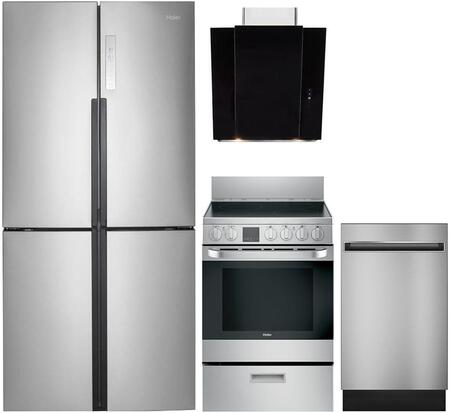 Haier 743563 Kitchen Appliance Packages