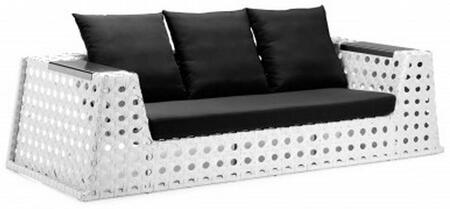TOV Furniture TOV69XSOFAWM  Patio Sofa