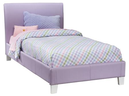Standard Furniture 60771A Fantasia Series  Twin Size Panel Bed