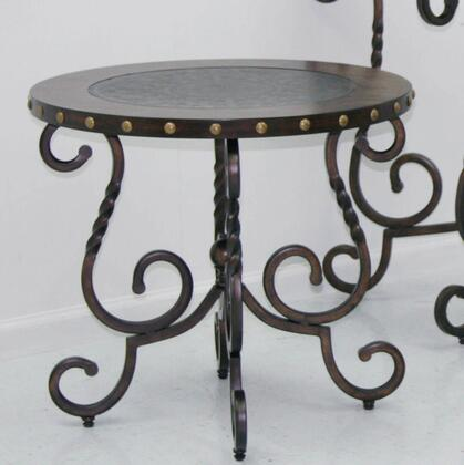 Jackson Furniture 82650 Traditional Round 0 Drawers End Table