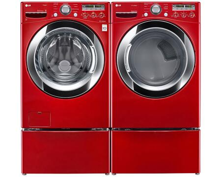 LG 356265 Washer and Dryer Combos