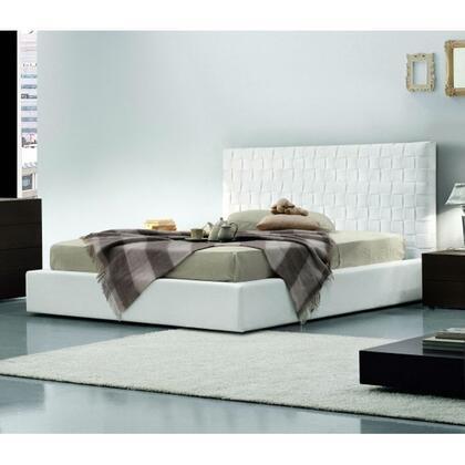 VIG Furniture VGSMLIDOMAXITI03Q SMA Lido Maxi Series  Platform Bed