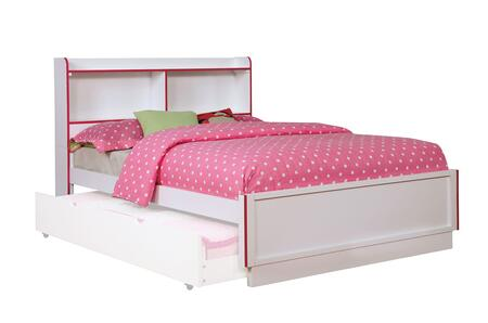 Furniture of America CM7852PKFBED Bobbi Series  Full Size Bed
