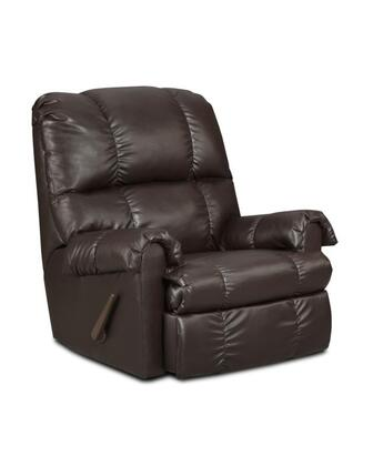 Chelsea Home Furniture 478700ABN Grace Series Contemporary Wood Frame Rocking Recliners