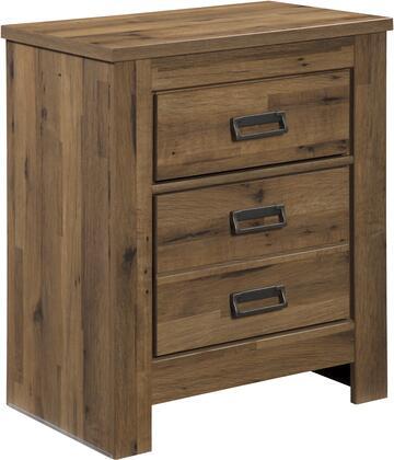 Signature Design by Ashley B36992 Cinrey Series Rectangular Wood Night Stand