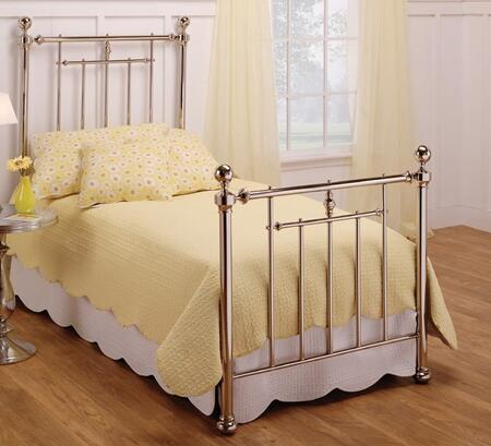Hillsdale Furniture 1251BTWR Holland Series  Twin Size Poster Bed