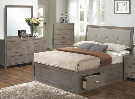 Glory Furniture G1205BTSBDM G1205 Bedroom Sets