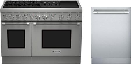 Thermador 739291 PRO Harmony Kitchen Appliance Packages