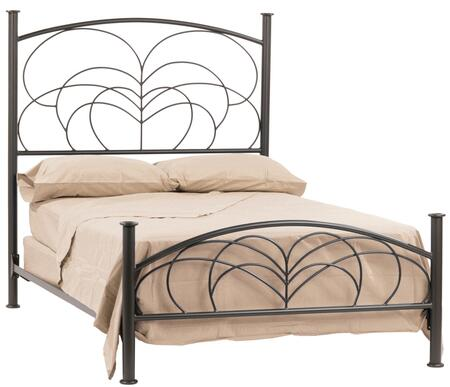 Stone County Ironworks 902073  Twin Size HB & Frame Bed