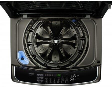 LG WT1901CK 5 cu  ft  27 Inch Top Load Washer