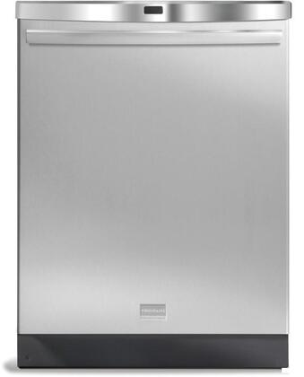 Frigidaire FPHD2481KF Professional Series Built-In Fully Integrated Dishwasher